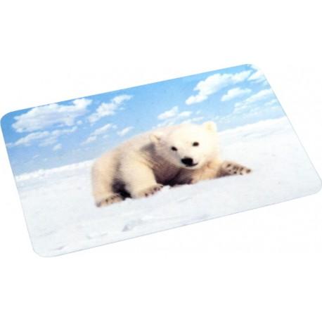 Sottopiatto Bassetti La Natura Orso Polare Polar V1