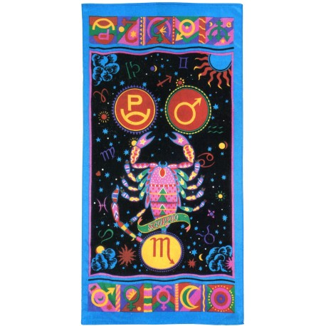 Beach Towel Bassetti Astra Scorpion