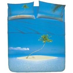 Complete Sheet Set Bassetti La Natura Paradise Atoll
