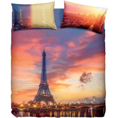 Completo Copripiumino Bassetti Imagine Parigi Per Sempre