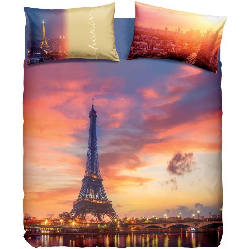 Copripiumino Bassetti Looney Tunes.Completo Copripiumino Matrimoniale Bassetti Imagine Parigi Per Sempre