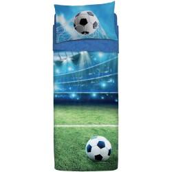 Complete Parure De Draps Bassetti Imagine Goal Terrain De Football