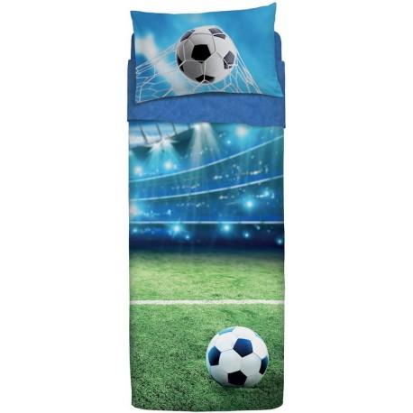Completo Letto Bassetti Imagine Goal v1-5146