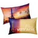 Taie D'Oreiller Bassetti Imagine Bon Voyage Paris
