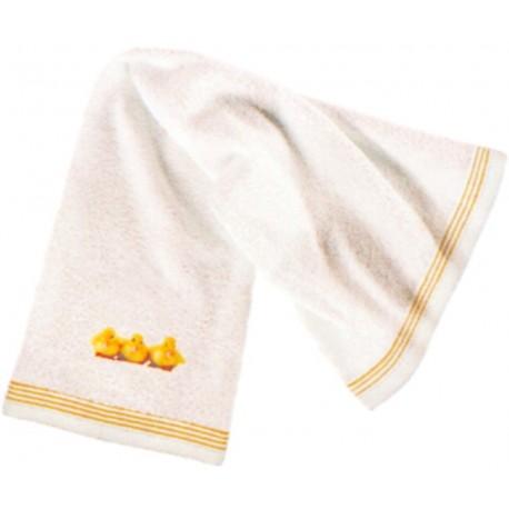Towel Set 1+1 Bassetti La Natura Chicks V1