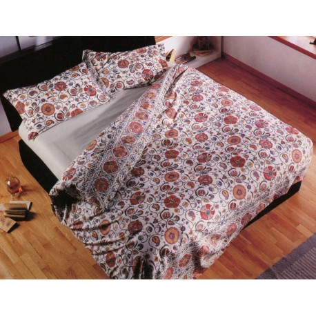 Complete Duvet Cover Set Copripiumone® Bassetti Tashkent V4