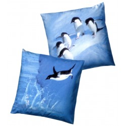 Pillowcover Bassetti La Natura Penguins