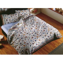 Complete Duvet Cover Set Bassetti Copripiumone Dhambad With Perfetto