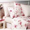 Complete Sheet Set Zucchi Basics Delight Double Pillowcases