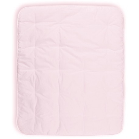 Bassetti's Virgin Down Pink Duvet Piumone Baby