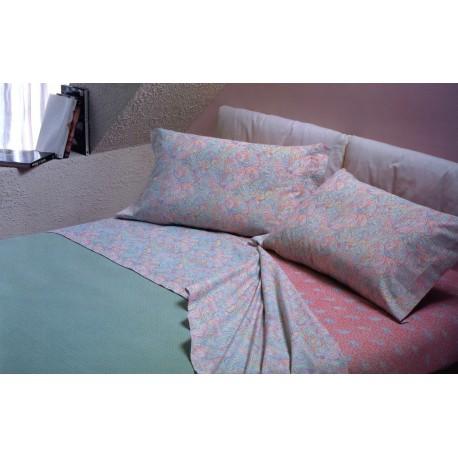 Complete Sheet Set Bassetti Flannel Piumaflan Kali V3