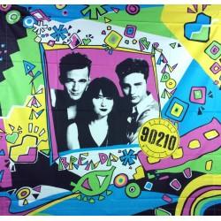 Telo Poster Bassetti Bevery Hills 90210 Tarzana