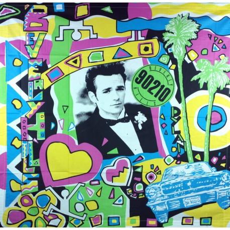 Telo Poster Bassetti Beverly Hills 90210 Los AngelesC