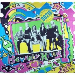 Tissu Poster Bassetti Bevery Hills 90210 San Diego