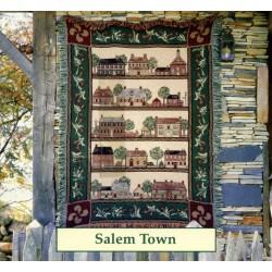 Throw Bassetti Salem Town