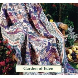 Throw Bassetti Garden Of Eden