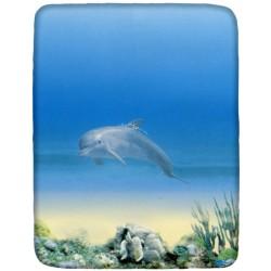 Fitted Sheet La Natura Bassetti My Dolphin