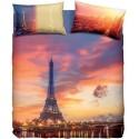 Complete Duvet Cover Set Bassetti Imagine Paris Forever