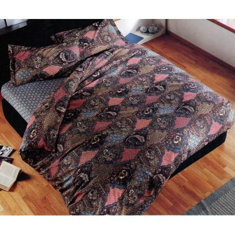 Complete Duvet Cover Set Bassetti Copripiumone® Azuleyos V1