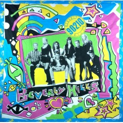 Plaid Bassetti Bevery Hills 90210 San Diego V8