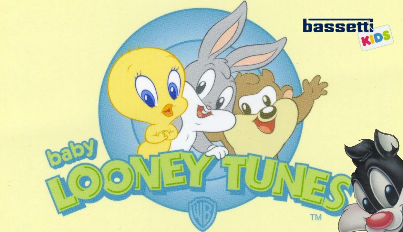 Peignoirs de bain - Éponges - Draps De Plage - Parures Housse De Couette - Bassetti Kids Warner Bros Looney Tunes